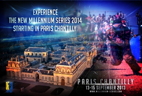 Paintball World Cup 2013 Chantilly