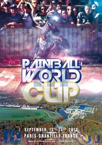 Paintball World Cup 2013