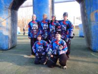 Millennium Series: SP: Paintballteam: Bad Boys Oss