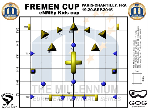 3man Field Chantilly 2D 2015
