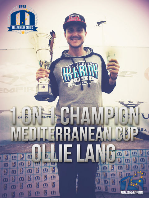 Mediterranean Cup 2014 1 on 1 Podium