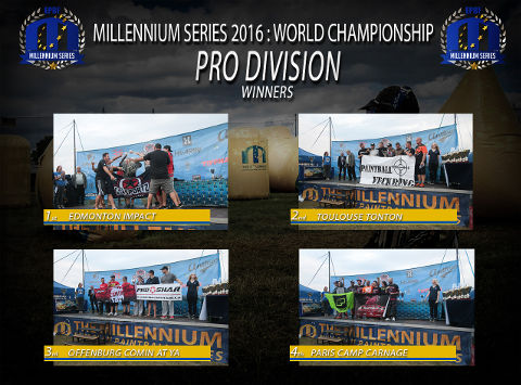 Podium Pro Division in Chantilly