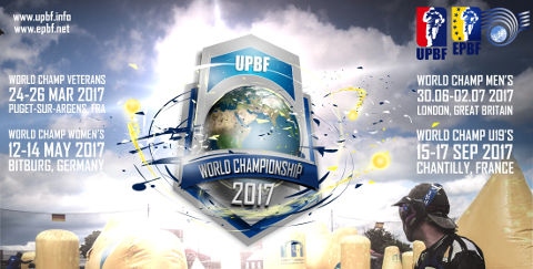 World Championships in 2017!