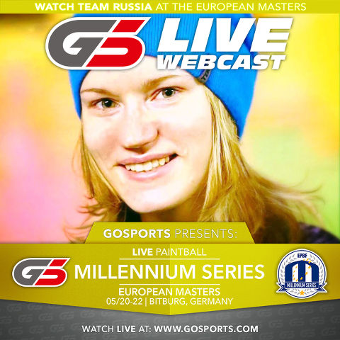 Watch the Millennium Series European Open LIVE now at GoSports