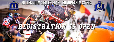 Registration for the European Masters in Bitburg/Germany open!