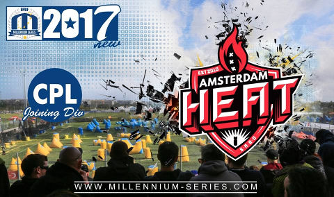 We welcome Amsterdam Heat back to CPL!