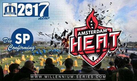 Amsterdam Heat confirms the participation in SPL for 2017!