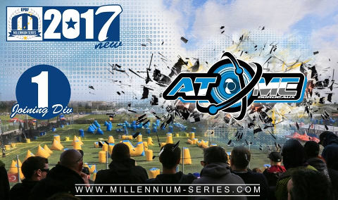 Atome Bordeaux to compete in D1 2017!