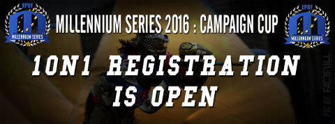 1on1 Registration for Basildon is open!