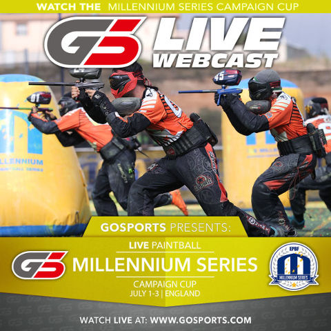 Watch the Millennium Series Campaign Cup LIVE At GoSports.com
