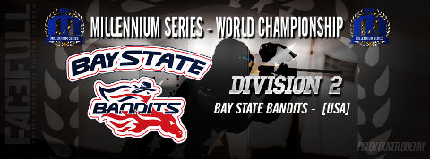 The Bay State Bandits to compete in Division 2