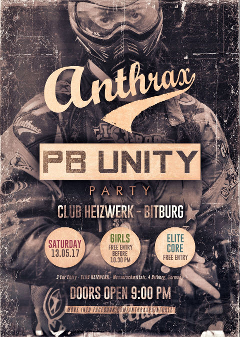 Bitburg Heizwerk Anthrax Party