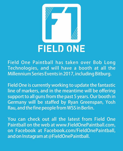 Field One Paintball