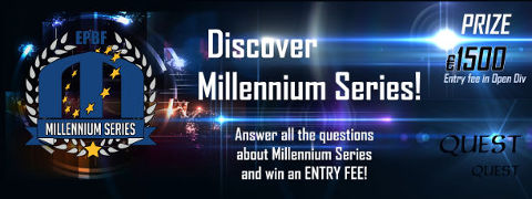 The Millennium Series Challenge 2017