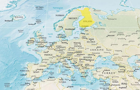 Finland never
