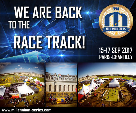 MS Chantilly back at racetrack 2017