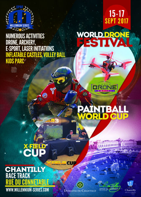 Chantilly World Cup 2017 Activities