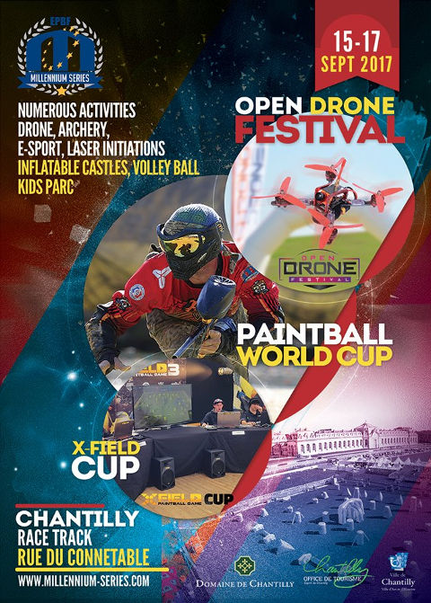 World Cup 2017 in Paris-Chantilly: biggest international event!