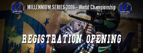 Chantilly Registration 2016 Open