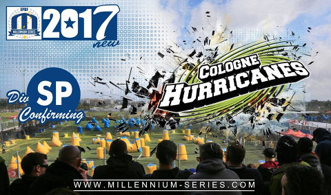 Cologne Hurricanes confirms their participation in SPL for 2017!