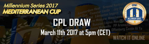 Watch the CPL draw for Puget 2017