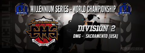 DMG Sacramento enters the Division 2