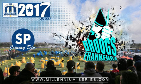 Droogs Frankfurt confirms their promotion to SPL in 2017! Wish them a good luck!