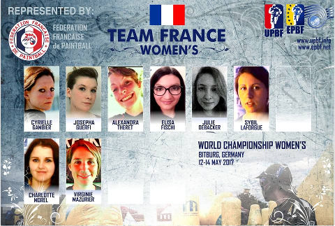 EPBF World Cup Women's France