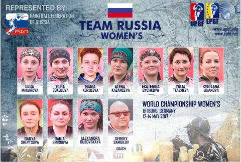 EPBF World Cup Women's Russia