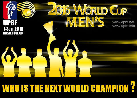 Watch the USA, Russia, Germany, France & More Battle in The UPBF Men's World Cup starting Friday