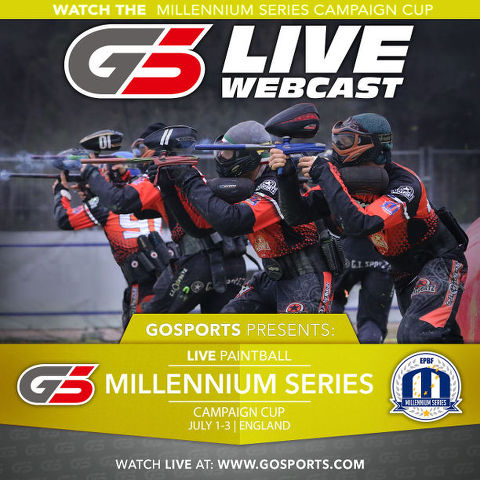 The Millennium Series Campaign Cup starts this Friday morning