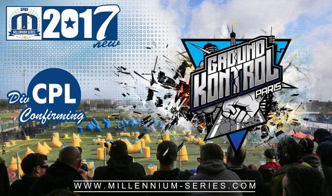 Ground Kontrol confirms the spot in CPL for 2017!