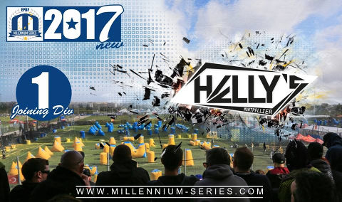 Hellys Montpellier from France joins Division 1 for the 2017 season!