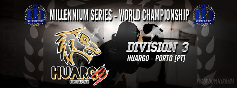 Team Huargo Porto enters Division 3
