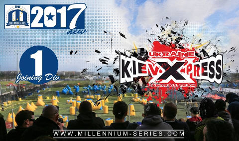 One more team from Ukraine in Division 1 this year - Kiev Xpress! Welcome and good luck, guys!