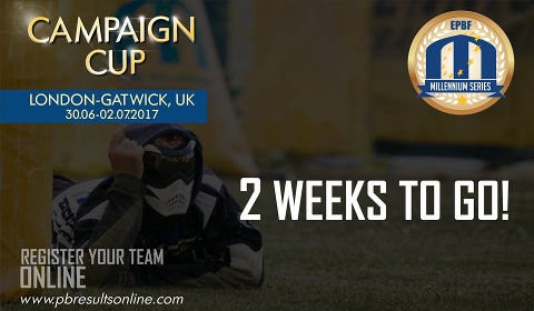 2 weeks to go: register your team now!