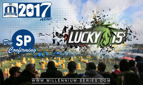 Lucky 15's Staffordshire confirms the spot in SPL for 2017!