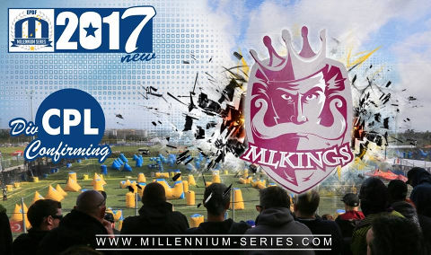 Confirmed in the CPL Pro League: MLKings Prague from the Czech Republic!