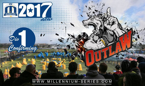 Outlaw Lille is to play in Division 1 this year!