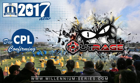 Outrage Valence is to compete in CPL in 2017!