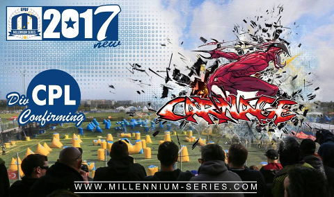 Paris Camp Carnage confirm their spot in CPL for 2017!