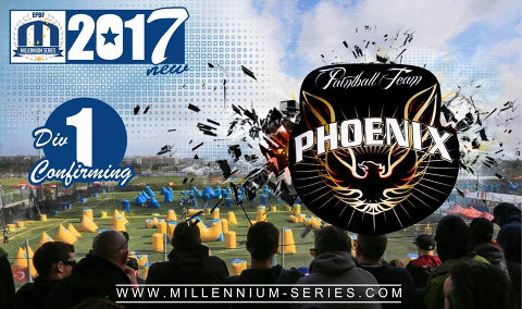 Phoenix from St Petersburg confirms their spot in Division 1 for 2017!