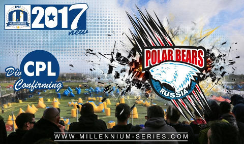 Next team you are going to see on the CPL field - Polar Bears Tarko Sale! They confirm their spot for 2017.