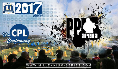 PP Arena from Czech Republic confirmed their spot in CPL for 2017!