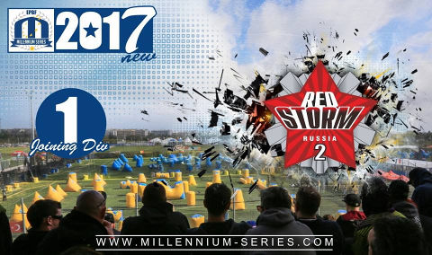 We also welcome Red Storm Moscow 2 in Division 1!