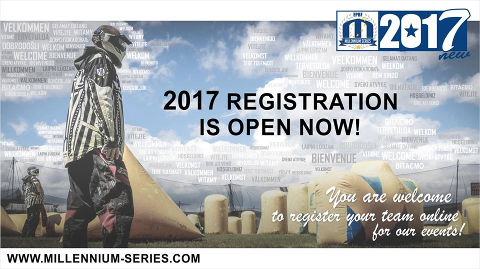 Registration for 2017 Season is open now! You are welcome to register your team online for our events!