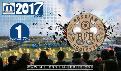 Team Russian Roulette will play in Division 1 this year! Want to play with Fortune? Play the Russian Roulette!