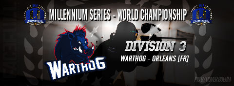 Entered in Division 3: Warthog Orleans
