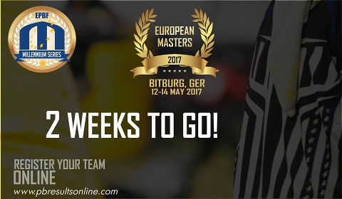 2 weeks to go for Bitburg