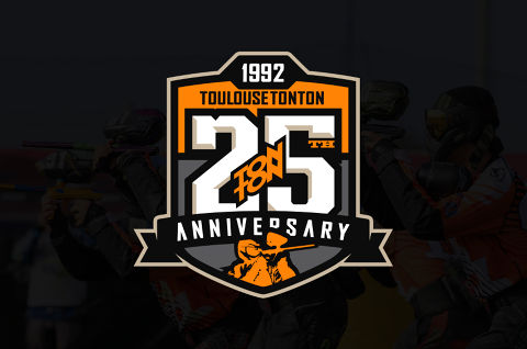 Toulouse Tontons 25 years anniversary